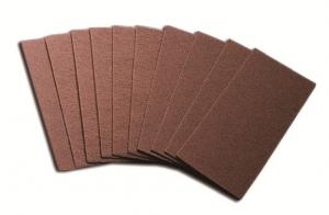 Купить Абразивный войлок (скотч-брайт) Corcos для матования поверхности (красный), 120х280мм - Vait.ua