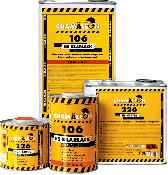 Бесцветный лак HS Chamaleon Klarlack Premium Low V.O.C.106 (5л) с отвердителем 226 (2,5л)