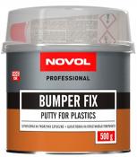 Шпатлёвка для пластика Novol BUMPER FIX, 0,5 кг