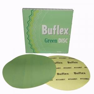 Купить Круг полировальный KOVAX SUPER BUFLEX WET (зеленый), D152mm, 15 отверстий, P2500 - Vait.ua