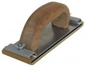 """Рубанок деревянный """"Вайт"""" (серия """"VTP""""), вид C, крепление винтовой зажим, 185x70мм"""