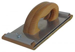 """Купить Рубанок деревянный """"Вайт"""" (серия """"VTP""""), вид N, крепление винтовой зажим, 215x105мм - Vait.ua"""