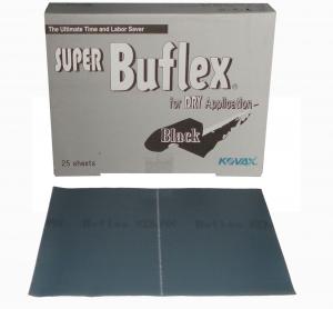 Купить Полировальный абразивный лист KOVAX BUFLEX DRY BLACK (черный), 170х130мм, P3000 - Vait.ua