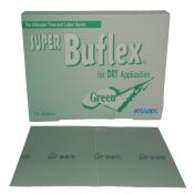 Полировальный абразивный лист KOVAX BUFLEX DRY GREEN (зеленый), 170х130мм, P2500