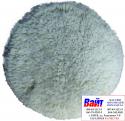 Полировальный диск PYRAMID Ø 230 мм из крученной шерстяной нити (на липучке)