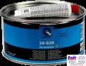 20-020-1800, Q-Refinish, Полиэфирная шпатлевка с алюминием, 1,8кг