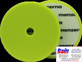 26903.099.001 Круг полировальный Soft Cut на липучке MENZERNA 180мм, PREMIUM, мягкий, зеленый, с отверстием