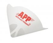 Сито-фильтр для водорастворимых эмалей APP, 125 микрон