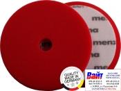 Круг полировальный Heavy Cut на липучке MENZERNA 150мм, PREMIUM, жесткий, красный