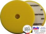 Круг полировальный Medium Cut на липучке MENZERNA 150мм, PREMIUM, средней жесткости, желтый