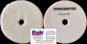 Полировальный круг Menzerna Ø 140 мм из натуральной овчины (на липучке) Premium Orbital Wood