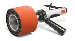 Купить 28339 Ленточная пневматическая шлифовальная машинка 3М барабанного типа, 76 х 272 мм - Vait.ua