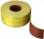 Абразивная бумага 2951 siasoft на тканевой основе на поролоне 115мм x 10м, P100