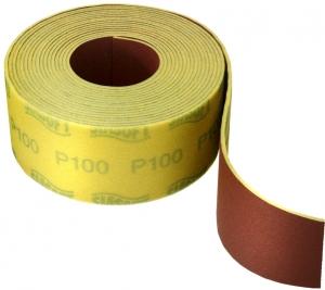 Купить Абразивная бумага 2951 siasoft на тканевой основе на поролоне 115мм x 10м, P80 - Vait.ua
