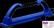30-856-0400, Q-Refinish, Ручной шлифовальный гибкий блок для ручной обработки с регулируемым изгибом плоскости, под абразивные полосы 70 x 400 мм. С всасывающим патрубком (Ø 29 мм).