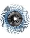 61500148004 RB-ZB Круг полимерный Scotch-Brite Bristle, радиальный, тип С, синий, d19мм, Р400