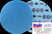 33539 3M Гибкий абразивный диск на вспененной основе 3М d150мм, P600