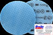33543 3M Гибкий абразивный диск на вспененной основе 3М d150мм, P1500