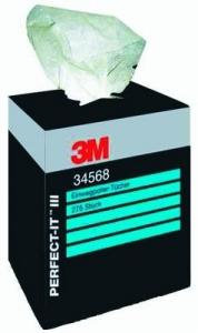 Купить 34568 Одноразовая полировальная салфетка 3M Perfect-It-III - Vait.ua
