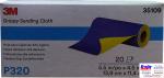 35109 3M™ Гибкие абразивные листы в рулонах 139 х 114 мм, P320