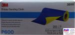 35111 3M™ Гибкие абразивные листы в рулонах 139 х 114 мм, P600