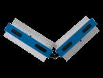 360200, NTools, Измерительная линейка (трафарет формы) для кузова, комплект 2шт