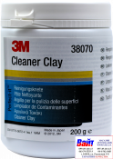 38070 Абразивная глина 3M Cleaner Clay брусок, 200 г.