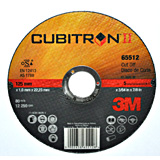 65493 Зачистной диск 3M™ Cubitron™ II T27, 180 x 7,0 x 22,2 мм