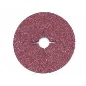 Круг фибровый 3M 982C 3M Cubitron™ II, диаметр 180мм (180мм x 22мм с 4 шлицами), P36