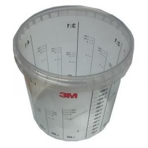 Купить 50405 Стакан для смешивания красок 3M, 2,3 мл - Vait.ua
