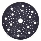 51126 Мягкая мультидырочная подложка-переходник 3M™ Soft Interface Pad для дисков 3M™ Hookit серии Montana, 5мм, 150мм
