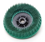 07580 BD-ZB Диск-щетка для зачистки Scotch-Brite™ Bristle, полимерный, зелёный