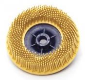 07581 BD-ZB Диск-щетка для зачистки Scotch-Brite™ Bristle, полимерный, желтый