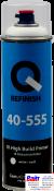 40-555-0503, Q-Refinish, Грунт-наполнитель белый 500мл (аэрозоль)