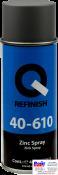 40-610-0400, Q-Refinish, Грунт Zinc Spray, 400мл (аэрозоль)