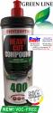 Многошаговая крупнозернистая полировальная паста VOC-FREE «MENZERNA» GREEN LINE Heavy Cut Compound 400, 1кг