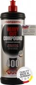 Многошаговая крупнозернистая полировальная паста «MENZERNA» Heavy Cut Compound 400, 1кг