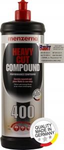 Купить Многошаговая крупнозернистая полировальная паста «MENZERNA» Heavy Cut Compound 400, 1кг - Vait.ua