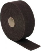 Скотч-брайт Kovax Ultra Fine в рулоне (серый), 115мм х 10м