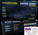 Перчатки нитриловые CHAMALEON Super Grip, размер L (упаковка 80 шт.), стойкие к химикатам