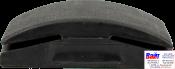 5-170-0002, C.A.R.FIT, Резиновый шлифовальный блок 67мм х 125мм