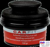 5-201-0150, C.A.R.FIT, Sanding control kit, Сухое проявочное покрытие с аппликатором, 150гр