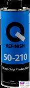 50-210-1001, Q-Refinish, Антигравийное покрытие, черное, 1кг
