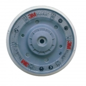 50393 Оправка для абразивных кругов (дисков) 3M™ Hookit, M8 диаметр 150мм, мягкая конфигурация 861А, 15 отверстий