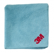 50486 Синяя антиголограммная полировальная салфетка 3M™ Ultra Soft 36 х 32см