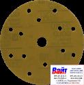51090 Мягкие абразивные диски на вспененной основе 216U, P500, LD861A 150 мм