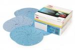 51379/51117 Мультидырочный абразивный диск 3M™ Hoоkit серии Montana, диам. 150 мм, конфиг. LD078A, Р320