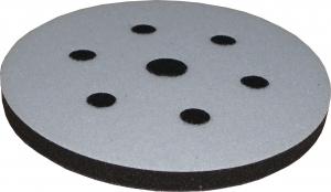 Купить 05774 Мягкая подложка 3M, 150мм, 10мм (7 отверстий) - Vait.ua