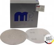 MP Easy Fleecy d.150mm Круг шлифовальный на тканевой основе, белый, Velcro Р 500