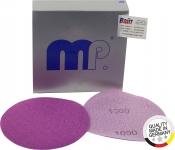 MP Easy Fleecy d.150mm Круг шлифовальный на тканевой основе, фиолетовый, Velcro Р 1000